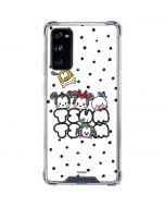 Tsum Tsum Galaxy S20 FE Clear Case