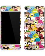 Tsum Tsum Up Close Apple iPod Skin