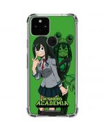Tsuyu Frog Girl Google Pixel 5 Clear Case