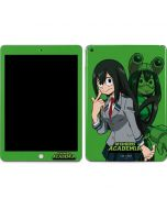 Tsuyu Frog Girl Apple iPad Skin