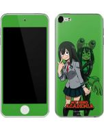 Tsuyu Frog Girl Apple iPod Skin