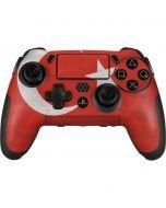 Turkish Flag Distressed PlayStation Scuf Vantage 2 Controller Skin