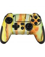 Tuscan Sun Watercolor Geode PlayStation Scuf Vantage 2 Controller Skin