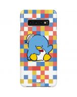 Tuxedosam Pixels Galaxy S10 Plus Lite Case