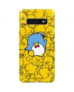 Tuxedosam Yellow Cluster Galaxy S10 Plus Lite Case