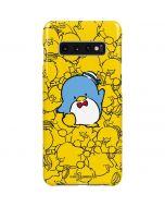 Tuxedosam Yellow Cluster Galaxy S10 Plus Lite Case