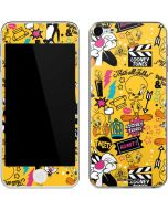 Tweety and Sylvester Patches Apple iPod Skin