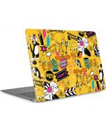 Tweety and Sylvester Patches Apple MacBook Air Skin