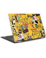 Tweety and Sylvester Patches Dell XPS Skin
