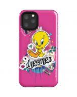Tweety Bird Dreamer iPhone 11 Pro Impact Case