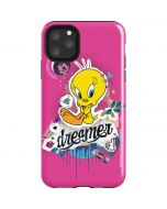 Tweety Bird Dreamer iPhone 11 Pro Max Impact Case