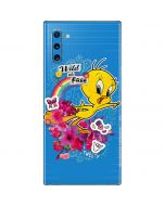 Tweety Bird Wild and Free Galaxy Note 10 Skin