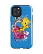 Tweety Bird Wild and Free iPhone 11 Pro Impact Case