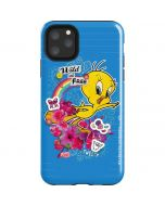 Tweety Bird Wild and Free iPhone 11 Pro Max Impact Case