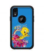 Tweety Bird Wild and Free Otterbox Defender iPhone Skin