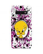 Tweety Bird with Attitude Galaxy S10 Plus Lite Case
