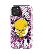 Tweety Bird with Attitude iPhone 11 Pro Max Impact Case