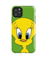 Tweety Bird Zoomed In iPhone 11 Pro Max Impact Case