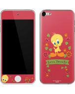 Tweety Embroidered  Apple iPod Skin