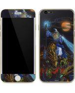 Twilight Tempest Wizard iPhone 6/6s Skin