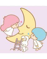Little Twin Stars Moon PS4 Pro Console Skin