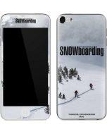 TransWorld SNOWboarding Snow Apple iPod Skin