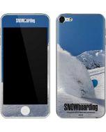 TransWorld SNOWboarding Shred Apple iPod Skin