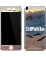 TransWorld SNOWboarding Shadows Apple iPod Skin