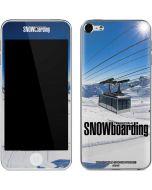 TransWorld SNOWboarding Lift Apple iPod Skin