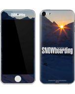 TransWorld SNOWboarding Dark Apple iPod Skin