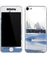 TransWorld SNOWboarding Trees Apple iPod Skin