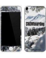 TransWorld SNOWboarding Peaking Apple iPod Skin