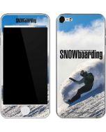 TransWorld SNOWboarding Rider Apple iPod Skin