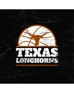 Texas Longhorns Distressed Basketball Amazon Echo Skin