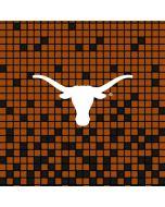 Texas Longhorns Orange Checkered Yoga 910 2-in-1 14in Touch-Screen Skin