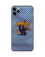 UK Checkered iPhone 11 Pro Max Skin