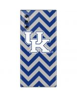 UK Kentucky Chevron Galaxy Note 10 Skin