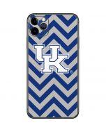 UK Kentucky Chevron iPhone 11 Pro Max Skin