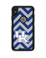 UK Kentucky Chevron Otterbox Commuter iPhone Skin