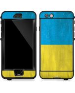 Ukraine Flag Distressed LifeProof Nuud iPhone Skin