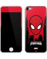 Ultimate Spider-Man Face Apple iPod Skin