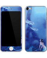 Ultramarine Apple iPod Skin