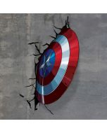 Captain America Vibranium Shield Wii U (Console + 1 Controller) Skin