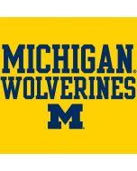 Michigan Wolverines Apple AirPods Skin