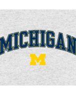 University of Michigan Heather Grey Beats Solo 3 Wireless Skin