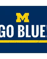 University of Michigan Go Blue Galaxy J3 Skin