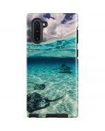 Underwater Sting Rays Galaxy Note 10 Pro Case