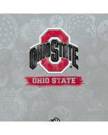 Ohio State Distressed Logo Ativ Book 9 (15.6in 2014) Skin