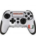 University of Miami Mesh PlayStation Scuf Vantage 2 Controller Skin