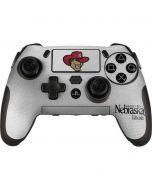 University of Nebraska Logo PlayStation Scuf Vantage 2 Controller Skin